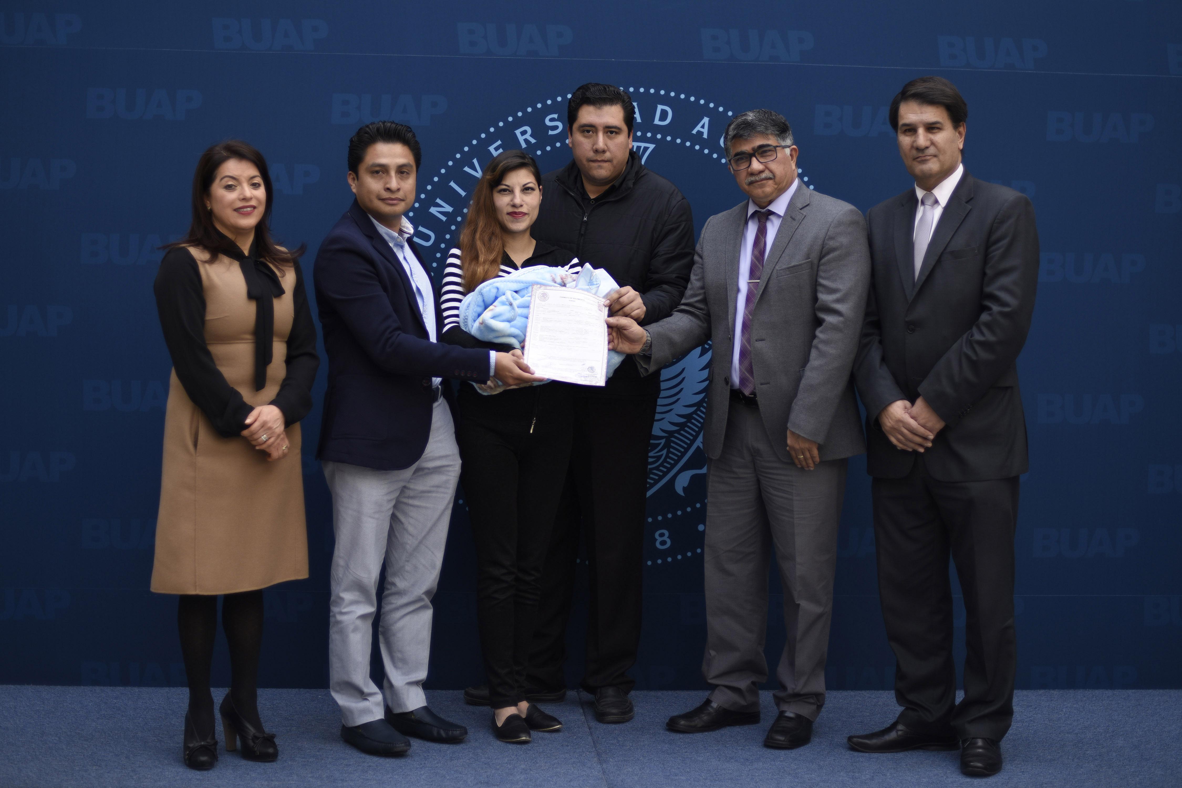 Se Inaugura Módulo Del Registro Civil En El Hup Boletines Buap