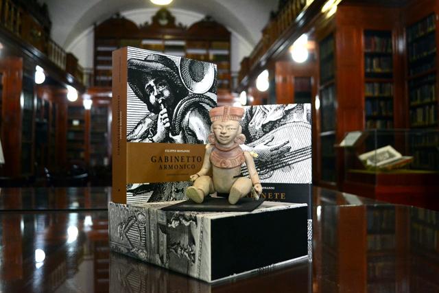 Con Gabinetto armonico, de Filippo Bonanni, Biblioteca Lafragua de la BUAP gana Premio Antonio García Cubas 2017 a la mejor edición facsimilar