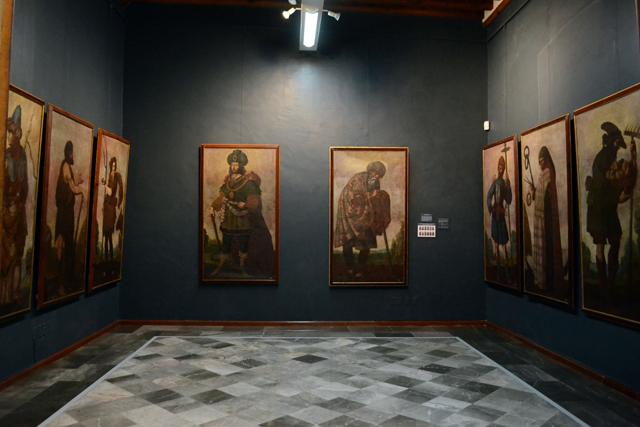 """Inicia exposición sobre """"Las doce tribus de Israel"""" en el Museo Universitario"""