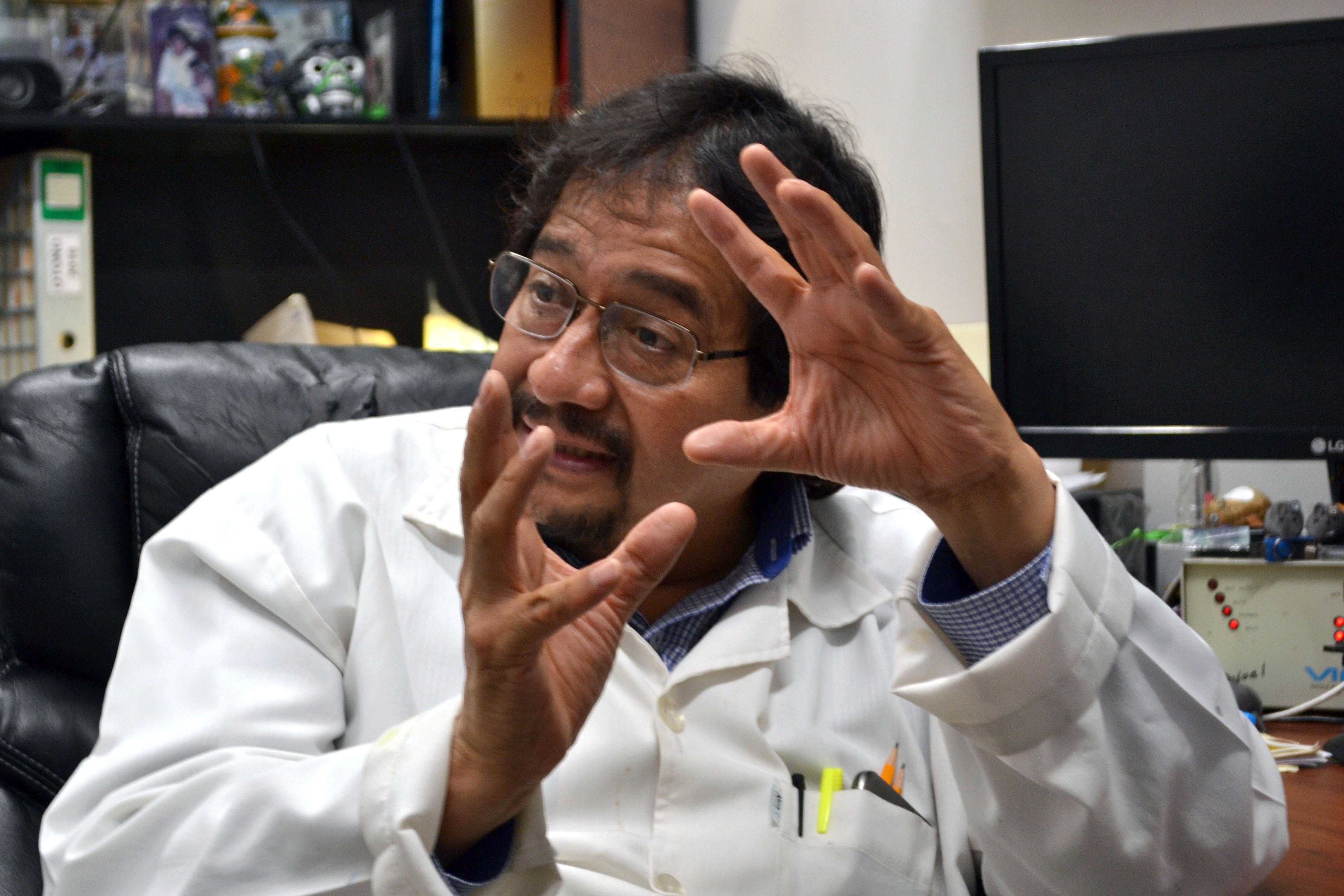Resultado de imagen para Investigan en la BUAP cómo eliminar los efectos tóxicos de fármaco utilizado para tratar el Parkinson
